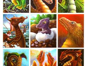 Dragons! How about an Alphabet Book?