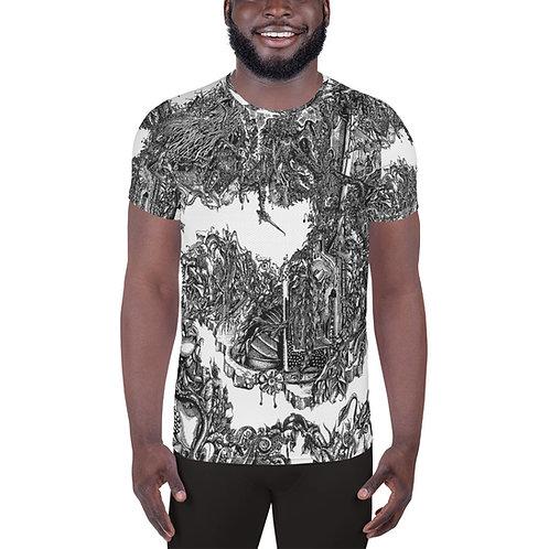 """Apocalypse""  Men's T-shirt"