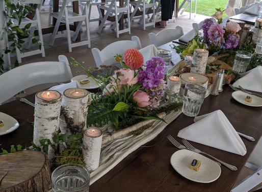 Bohemian Wedding at Aurora Cellars