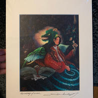 3.) Alchemy of Luck 8x10 (7 in Stock)