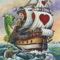 29.) Sea Story Card (10 in Stock)