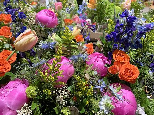 Custom Flower Order