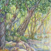 35.) A Walk in the Woods Card (15 in Stock)