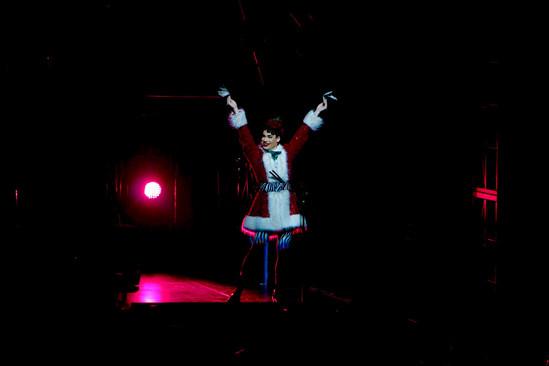 David Merino - Angel - Pose