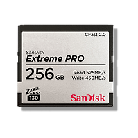 SanDisk Extreme Pro 256 GB Memory Card