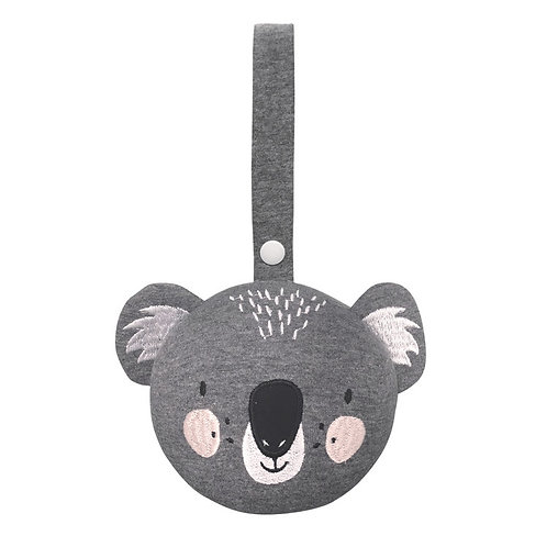 Koala Playbar & Pram Rattle Ball