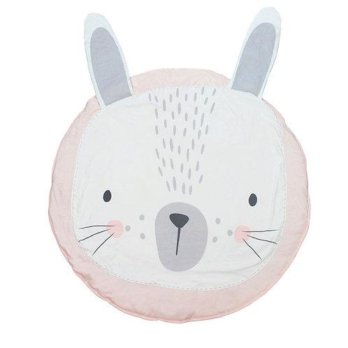 Bunny Playmat Pink