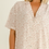 Thumbnail: Ivy Bamboo Shirt Dress - Dusty Coral Scallop