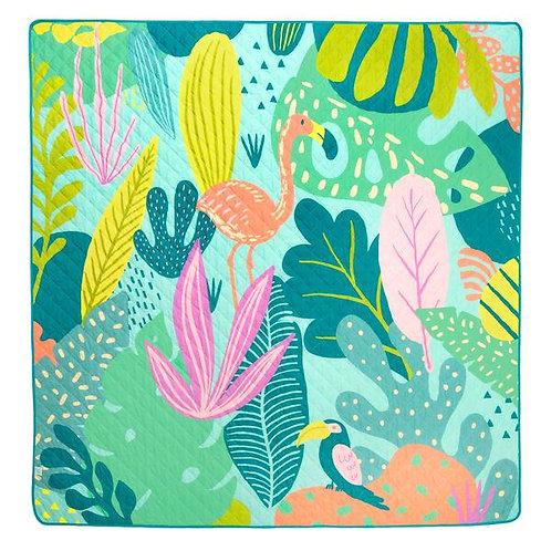 Flamingo-A-Go-Go' Playmat