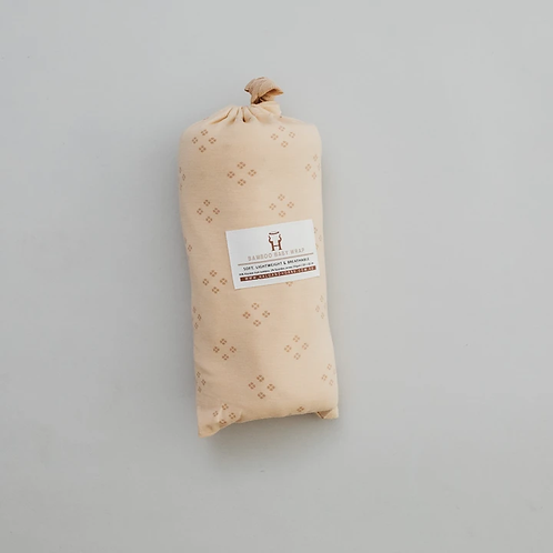 BABY SWADDLE/WRAP - ORGANIC BAMBOO JERSEY - VINTAGE SIROCCO
