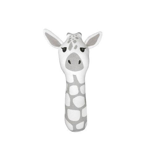 Giraffe Stick Rattle