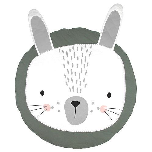 Bunny Playmat Sage