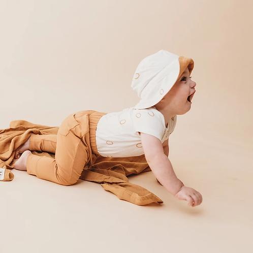 REVERSIBLE ORGANIC BABY HAT