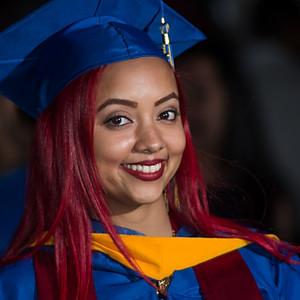Ninoska's graduation pictures