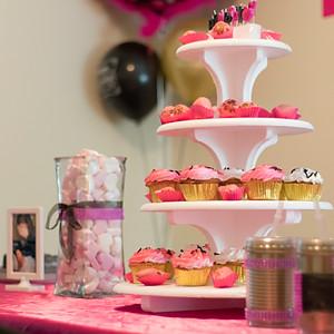 Jalayna's Birthday Party
