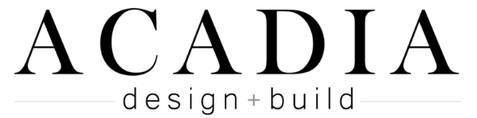 Acadia Design + Build