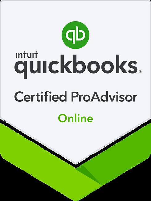 Matthew D'Alto QuickBooks Online Certifi