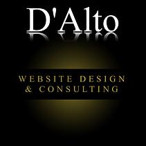 Matthew D'Alto Website Design