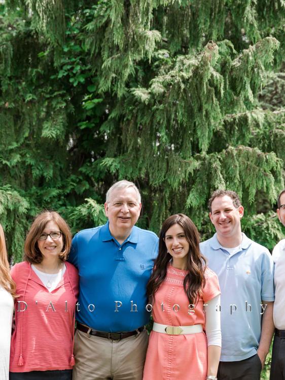 Family Portrait Photography by Matthew D'Alto Photography & Design