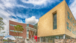 Matthew D'Alto Photography & Design Selected by Acme Brick for Sacred Heart University Const