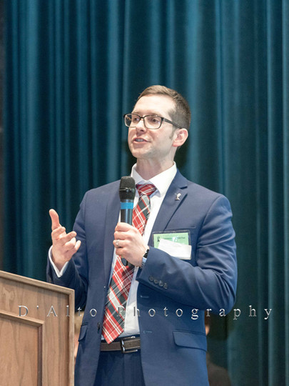 Keynote Speaker Photography by © Matthew D'Alto Photography & Design