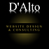 Matthew D'Alto Website Design