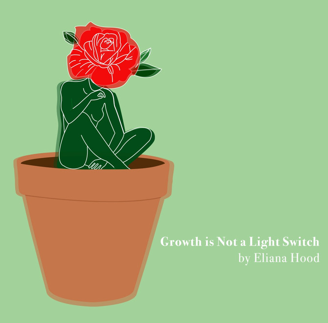 Growth is Not a Light Switch