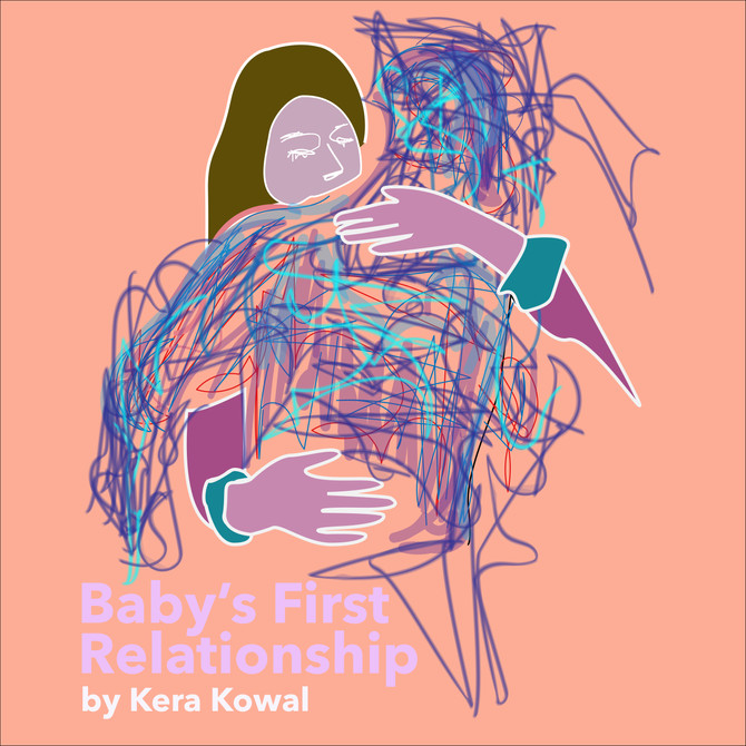 October Feature: Baby's First Relationship