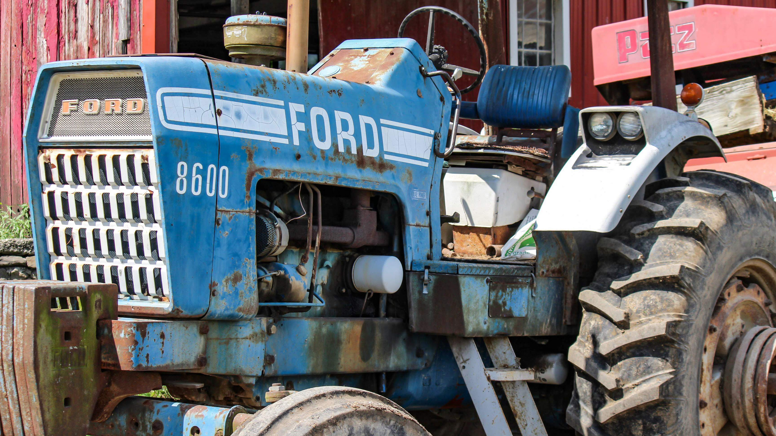 Founded with Ford (Late Summer, 2018