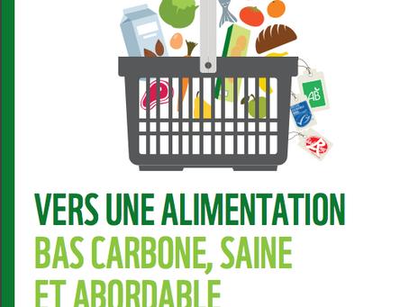 En 2050, changement des habitudes alimentaires + évolution de l'agriculture = duo gagnant pour l