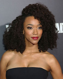 Sonequa Martin-Green, audition tapes.