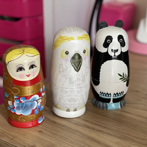 Unravelling issues using Russian Dolls