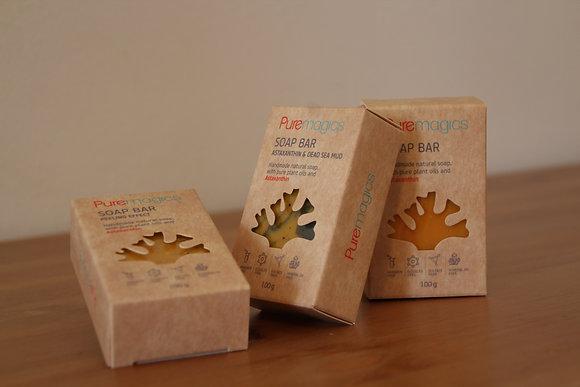 AstaSoap - 100% סבון טבעי