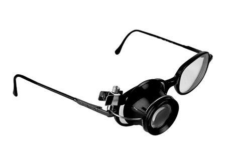 לופה למשקפיים