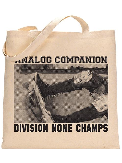 Division None Tote Bag
