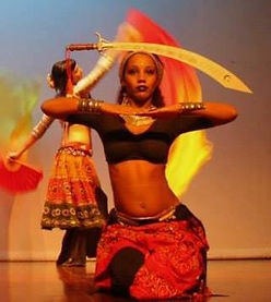 Hire a belly dancer UK Europe