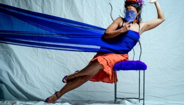 London Flamenco choreographer