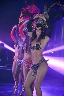 London wedding entertainment Samba dancers