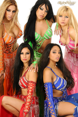 London belly dancers for hire 1