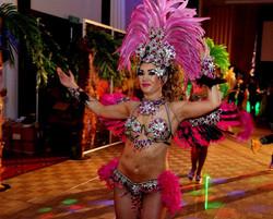 Samba dancer 30