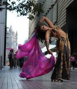 London belly dancer 5