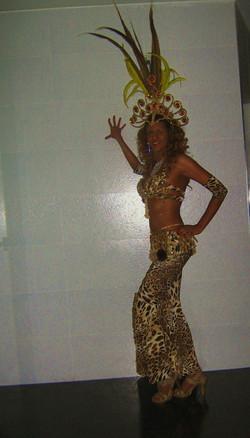 Bellydancer Samba dancer 20