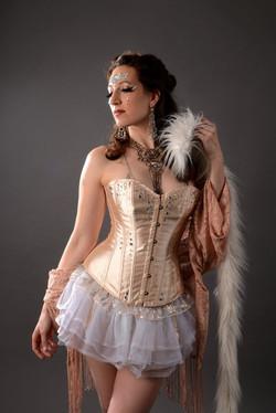 London burlesque dancer 23