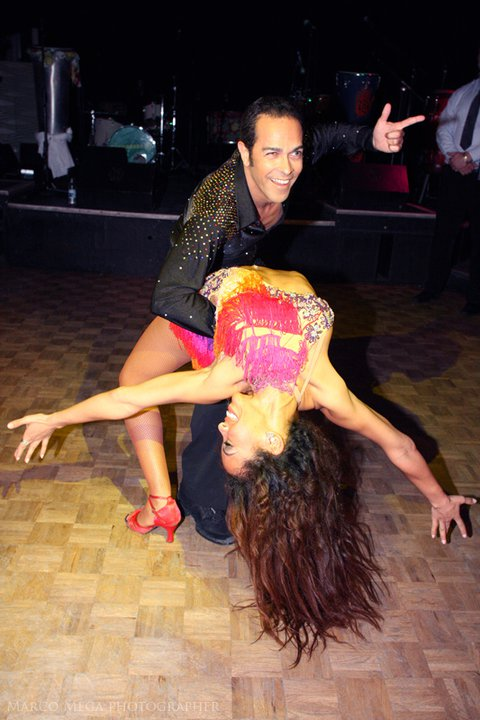 Samba Gafieira choreographer 6