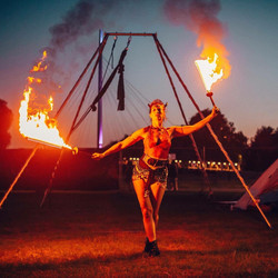 Hire fire performer 6 in the uk