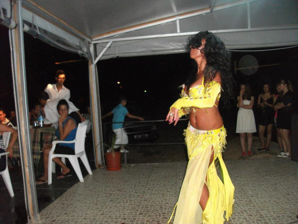 London Turkish belly dancer 15