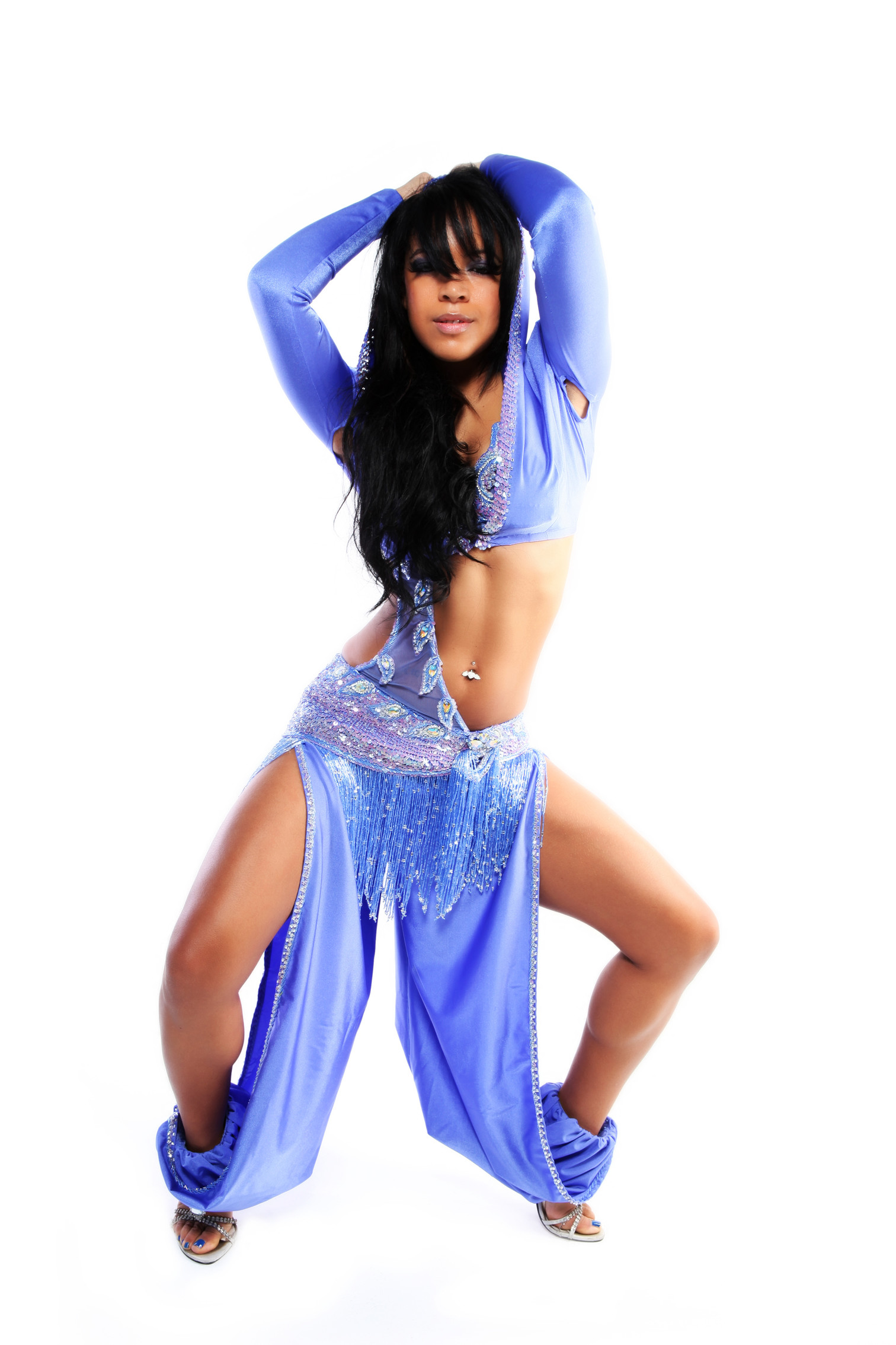 London Belly dancer 20