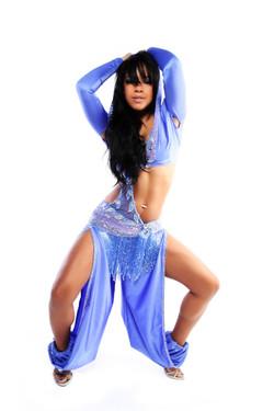 London Belly dancer 20