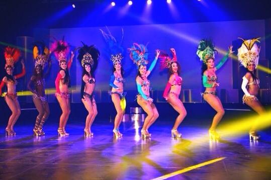 London Leeds samba dancers 5