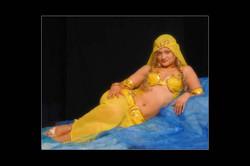 London belly dancer 7